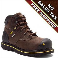 Keen Men's Utility Tacoma Steel Toe