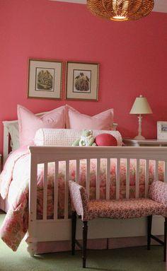 "Benjamin Moore ""Pink Blossom"""