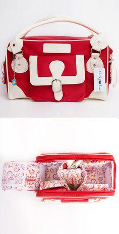 Classic Camera Bag - want!