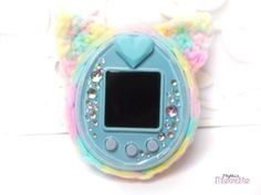 Tamagotchi  Cozy Crocheted Cover For Your Tama by MythicBiscuits