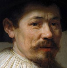 Rembrandt Portrait, Rembrandt Paintings, Classic Paintings, Contemporary Paintings, Master Studies, Old Portraits, Ipad Art, Old Master, New Art