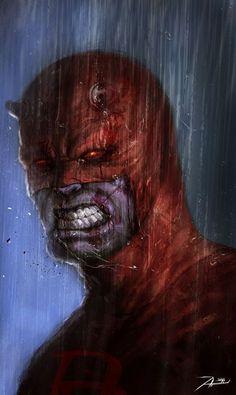 Marvel Comics Portraits Illustrations byAdnan...