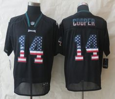 buffalo bills 14 watkins usa flag fashion black 2014 new nike elite jerseys