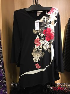 Need the perfect gift for Mom? This top from Chico's is perfect! And under $50!