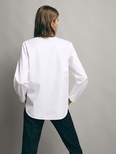 644f6df9fab0 Blusas y camisas de mujer | Massimo Dutti Otoño Invierno 2018