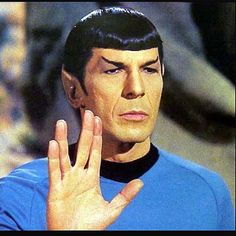 "RIP Leonard Nimoy. What a sad day. 83 years old. We should all ""Live long and prosper"" Vale Spock # StarTrek #Insearchof #Fringe #scifi"