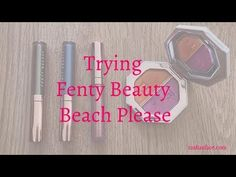 Fenty Beauty Beach Please | Killawatt Foil Highlighter and Summer Nights...