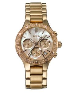 DKNY Ladies Rose Gold Crystal and Chrono Dial Watch, http://www.very.co.uk/dkny-ladies-rose-gold-crystal-and-chrono-dial-watch/1188500735.prd
