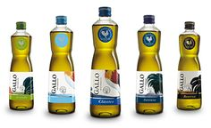 Olive Oil Packaging Design Curated by Little Buddha