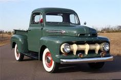 1952 Ford..Re-pin brought to you by agents of #CarInsurance at #HouseofInsurance in Eugene97401