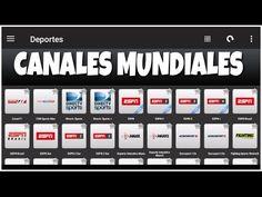 BRUTAL !! APLICACIÓN PARA VER TODOS LOS CANALES EN VIVO SIN URL - YouTube