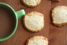 Lemon Lime Sables by joy the baker- bake 14-15 min!! they're fragile..