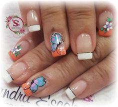 Nail Art, Erika, Nails, Beauty, Hand Designs, Beauty Nails, Toe Nail Art, Feet Nails, Nail Designs