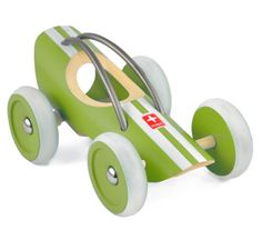 Auto z bambusu Wooden Toys, Wooden Toy Plans, Wood Toys, Woodworking Toys