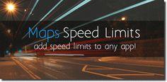 Maps Speed Limits v2.5 (Unlocked)  Lunes 23 de Noviembre 2015.Por: Yomar Gonzalez | AndroidfastApk  Maps Speed Limits v2.5 (Unlocked) Requisitos: 2.2 o superior Descripción: Mapas límites de velocidad muestra el límite de velocidad actual en Google Maps Google Navigation o cualquier otra aplicación como Navigon TomTom Sygic CoPilot Skobbler WhatsApp Chrome.Detecta automáticamente cuando Google Maps (o cualquier otra aplicación de su elección) es activa y muestra una superposición elegante…