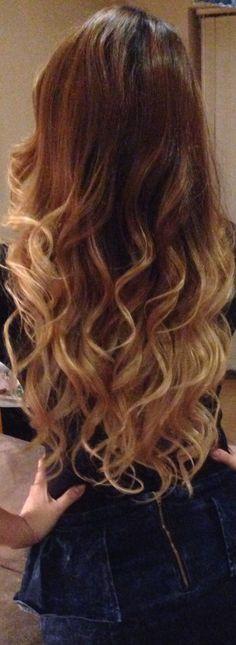 Ombre Hair!!!