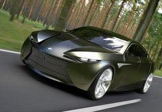BMW i-FD concept
