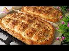 Vous n'achèterez plus de pain! DÉLICIEUX et FACILE! Incroyablement bon! - YouTube Baked Chicken Recipes, Bread Recipes, Baking Recipes, Cake Recipes, Fresh Bread, Sweet Bread, Tea Loaf, Vegan Baking, Bread Baking