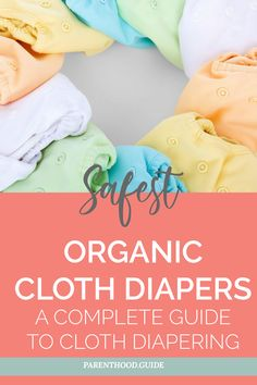 Here is a complete guide on cloth diapering to help you decide on the best organic cloth diapering products for your baby. Prefold Cloth Diapers, Best Cloth Diapers, Chunky Babies, Diaper Rash, Disposable Diapers, Diapering, Baby Grows, Baby Care, Parenting