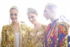 princes Backstage, Female Models, Prince, Crown, Jewelry, Style, Fashion, Swag, Moda