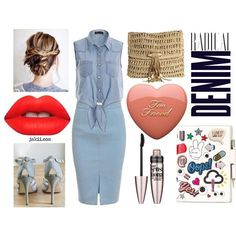 Looking for inspiration for a fun Friday nightout outfit? Here's a cute idea using our Game of Thrones-inspired shoes as part of our upcoming second collection. #casualfriday #outfitideas #fashioninspiration #fashion #denim #matteredlips #blush #braid #updo #denimondenim #jakiishoes #madeinitaly #customshoes #custommadeshoes #bespoke #bespokeshoes