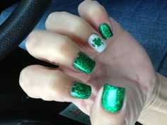 St. Patty's Day Nails!!!