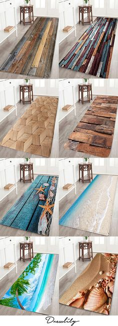 Find Bath Rugs & Mats at Dresslily.com. Enjoy Free Shipping & browse our selection of Polyester Bath Rugs, 100% Cotton Bath Rugs, bathroom rug sets and more!#bathrugs Beach Bathrooms, Bathroom Rug Sets, Bath Rugs, My Dream Home, Home Remodeling, My House, Outdoor Living, Sweet Home, New Homes