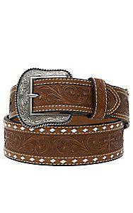 Nocona® Mens Fashion Western Belt N2497444