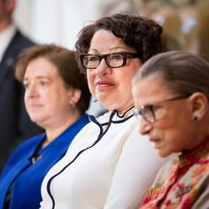 How Three Fierce Female Justices Took Control of the Supreme Court