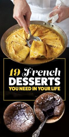 Because you should always eat dessert first. 19 French Desserts You Need In Your Life - 19 French Desserts You Need In Your Life French Cooking Recipes, French Dessert Recipes, Baking Recipes, Snack Recipes, French Sweets, Dessert Oreo, Eat Dessert First, French Dishes, French Pastries