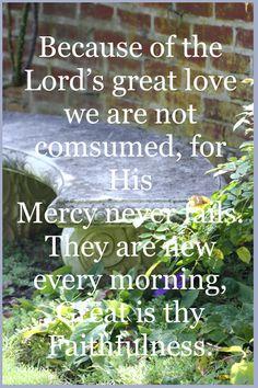 StoneGable: SUNDAY SCRIPTURE~ September 23, 2012