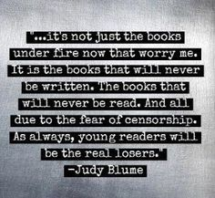 878a615aa2 Banned Books Week 2012 Have you read any of these frequently banned Judy  Blume books  It s Me