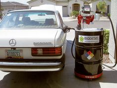 """DIY Home Biodiesel Production: Make Your Own Fuel Home biodiesel"" production will help you speed past the gas station on the road to fuel independence. This expert advice provides the necessary know-how for making biodiesel with used cooking oil in a DIY biodiesel plant. From MOTHER EARTH NEWS"
