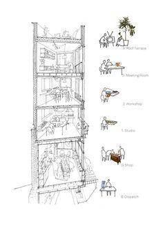 Alex Monroe Studio   Arts & Culture   architecture   DSDHA