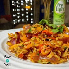 Syn Free Indian Fried Rice | Slimming World