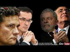 AMANHA 26, VC vai DEIXAR Lula e Renan PRENDEREM Moro e Procuradores com ...