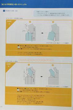 Dress Pattern Corrections/ stb-2009 #patternmaking