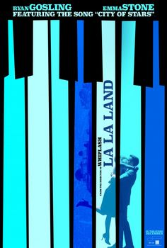 La La Land / Movie Poster / Emma Stone / Ryan Gosling / Damien Chazelle / Los Angeles / Filmmaking / Art / Classic Hollywood / Old Hollywood / Neon / Bright Colors / Colorful / Fashion Best Movie Posters, Cinema Posters, Original Movie Posters, Movie Poster Art, Ryan Gosling, John Legend, Beau Film, Emma Stone, Love Movie
