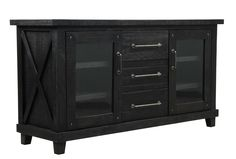 Jaxon Sideboard  This is affordable at $595. Don't you have a credit too?