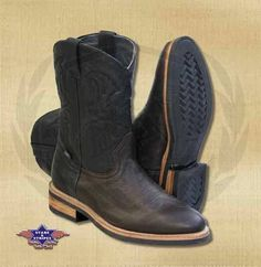 Stars & Stripes Westerboots WB-13