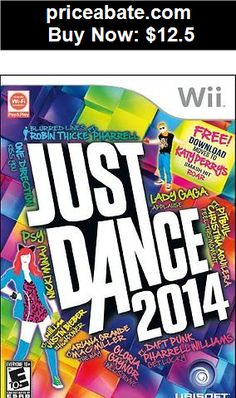 Video-Gaming: NEW - Just Dance 2014 - Nintendo Wii - BUY IT NOW ONLY $12.5