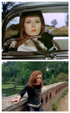 Emma Peel, The Avengers.