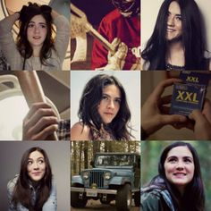 Isabelle Fuhrman as a female Stiles Stilinski - a.k.a Stiles Stilinski (seeing as we don't actually know Stiles' real name, the nickname shall remain the same)