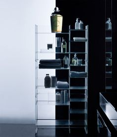 Plastic Meets Ceramic in Kartell by Laufen