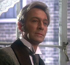 Christopher Plummer, in Murder by decree