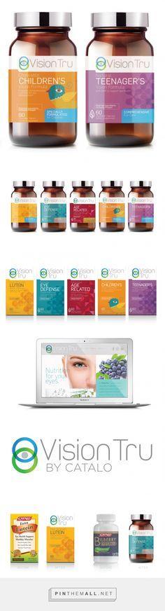 VisionTru - Packaging of the World - Creative Package Design Gallery… Drug Packaging, Medical Packaging, Organic Packaging, Cool Packaging, Bottle Packaging, Cosmetic Packaging, Print Packaging, Label Design, Package Design