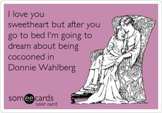♥ NKOTB ~ Donnie Wahlberg ♥