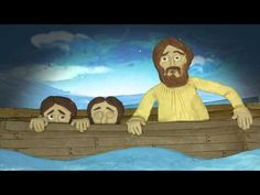 ▶ Jesus Calms The Storm - YouTube