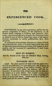 The frugal housewife, or complete woman cook. Now improved by an experienced cook : Carter, Susannah. n 84140494 : Free Download & Streaming : Internet Archive
