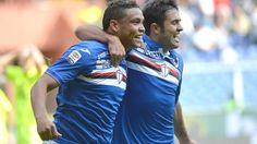 Sampdoria legede sig til 4-1 sejr mod Verona